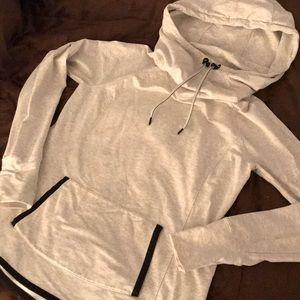 Athleta workout hoodie